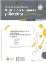 Ver Vol. 22 (2018): (Supl 1) Monográfico Código Deontológico de la profesión de Dietista-Nutricionista (D-N) en España