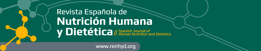 Revista Española de Nutrición Humana y Dietética